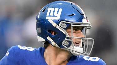 Daniel Jones has already impressed new Giants coach