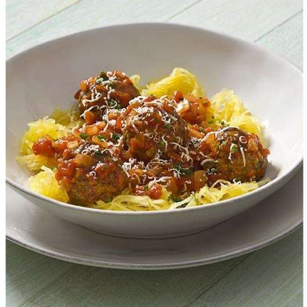 The Meatballs and Spaghetti Squash recipe can be