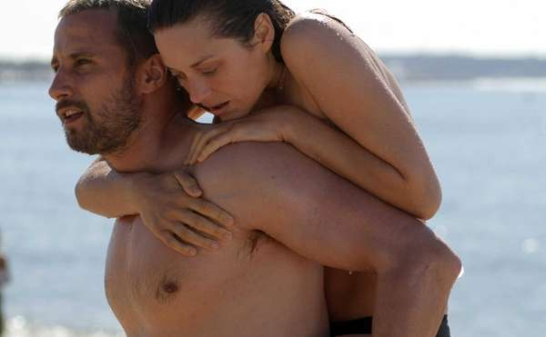 """Rust and Bone"" features Marion Cotillard as Stephanie,"