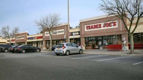 Commack has plenty of stores and businesses, including