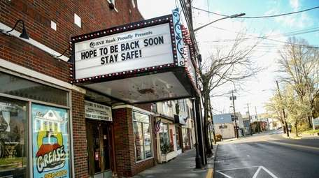 Theatre Three in Port Jefferson is one of