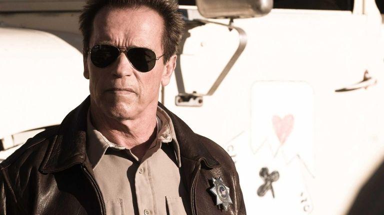 Arnold Schwarzenegger stars in Jee-woon Kim's