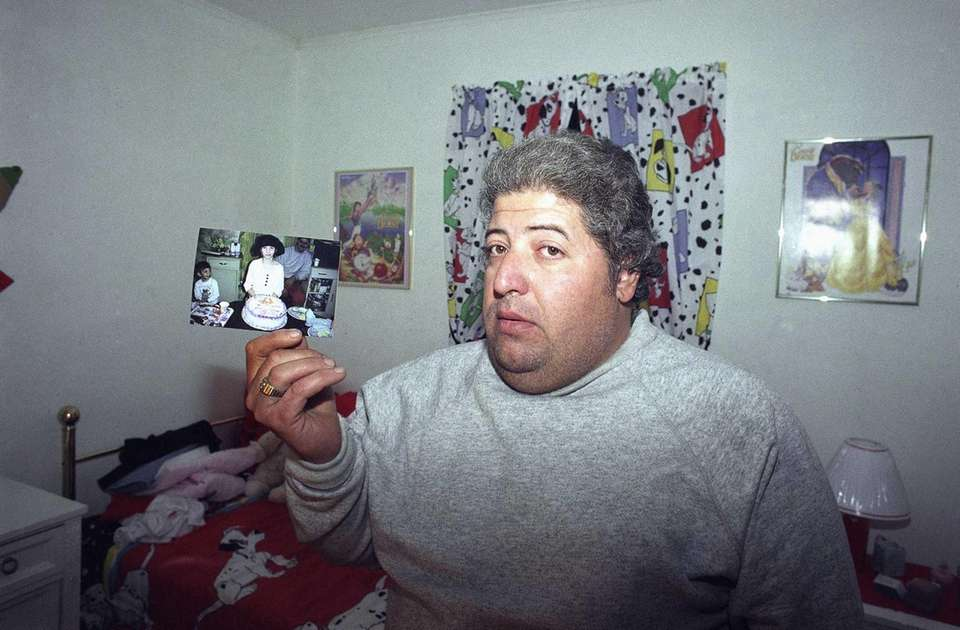 Sal Inghilleri, the husband of the godmother of
