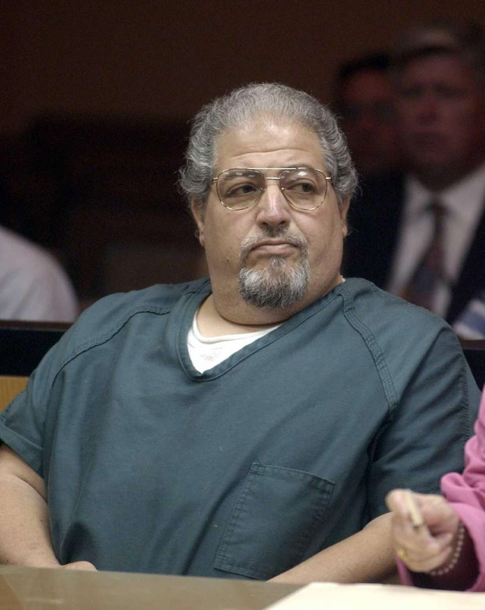 Sal Inghilleri, 49, convicted in 1994 of sexually