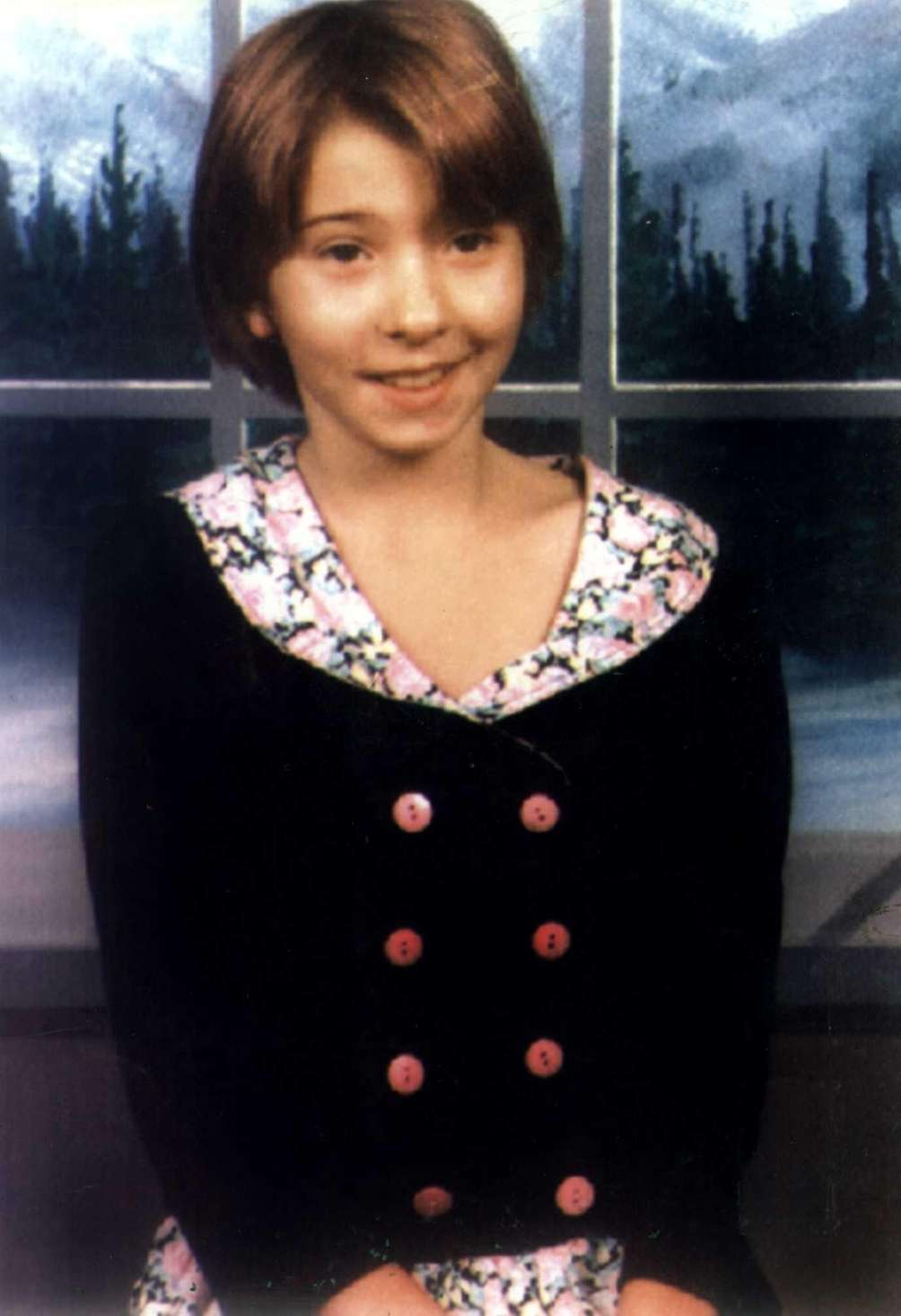 Undated photo of Katie Beers at age 10.