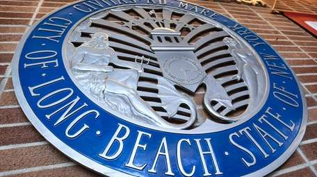 The City of Long Beach seal in City