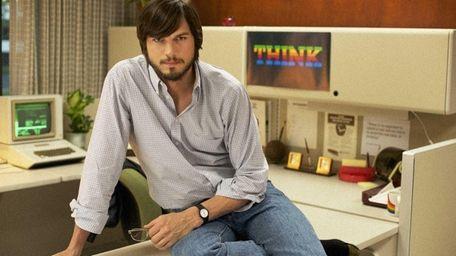 Ashton Kutcher stars as Steve Jobs in Joshua