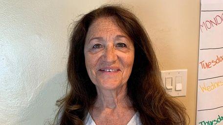 Janine Celauro, a secretary for LIU's Brookville campus