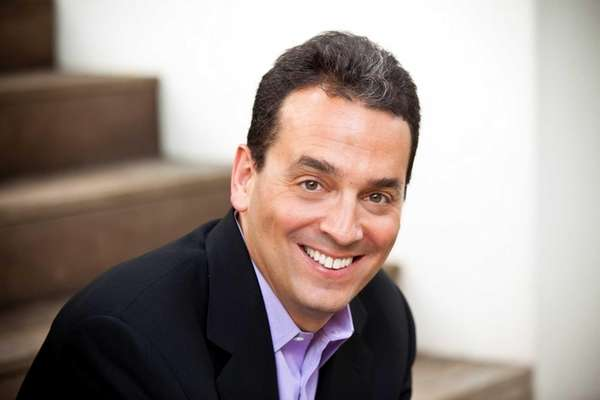 Daniel H. Pink, author of quot;To Sell Is