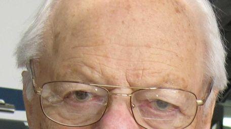 Robert Berkin, of Bellerose Village, worked his way
