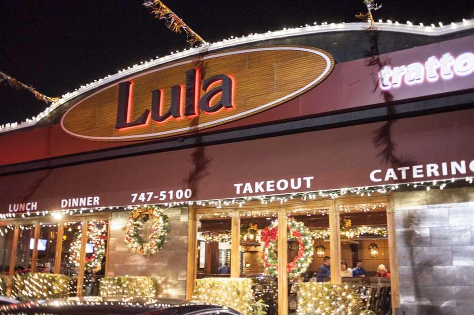 Lulu Trattoria in Mineola is one big tasting
