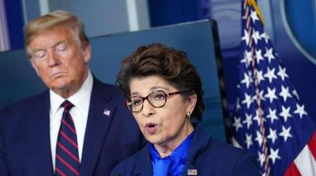 Jovita Carranza, head of the U.S. Small Business
