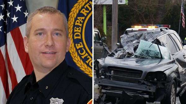 Patrick Curley, an off-duty Suffolk County police officer,