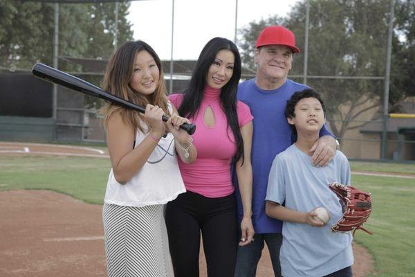 Kiana Kim in Pete Rose: Hits & Mrs. on TLC