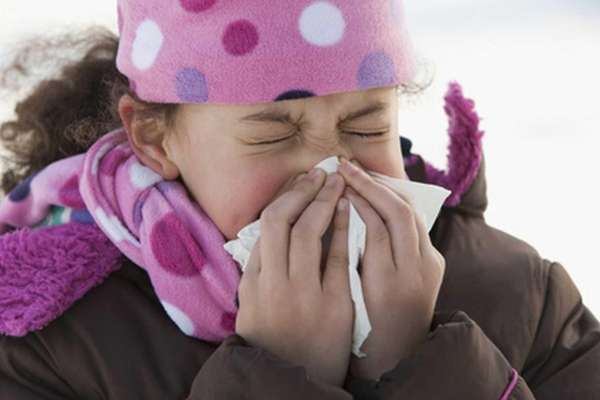 Flu season and young kids: Safe ways to