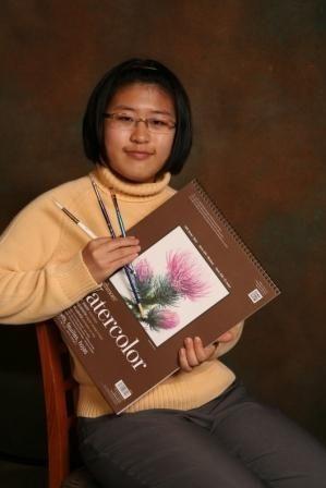 Adrian Kim, January Scholar Artist
