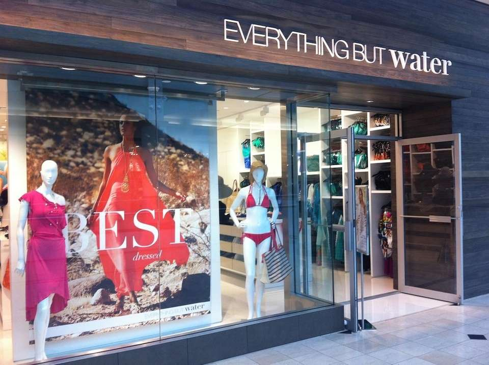 A new Everything But Water store is on