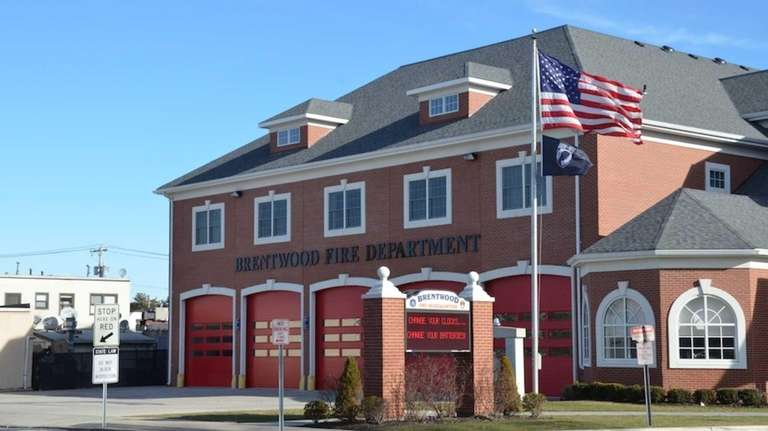 The Brentwood Fire Department is at 125 Fourth