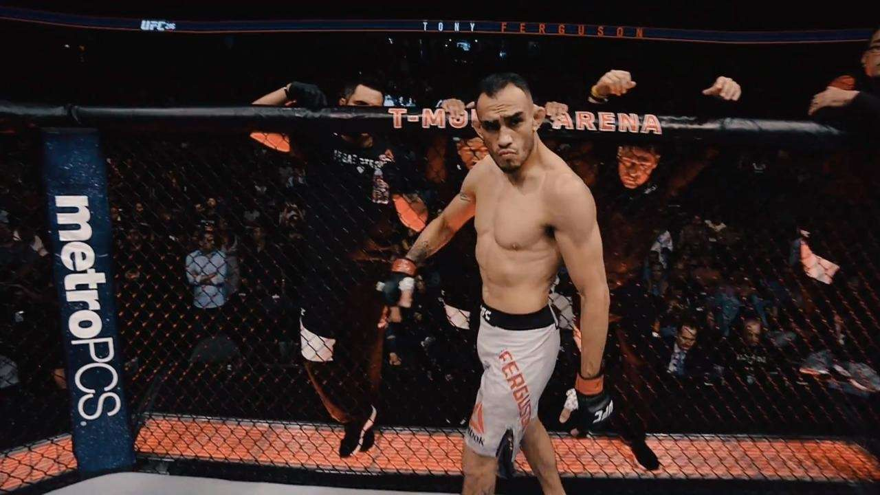 Tony Ferguson and Justin Gaethje are set to