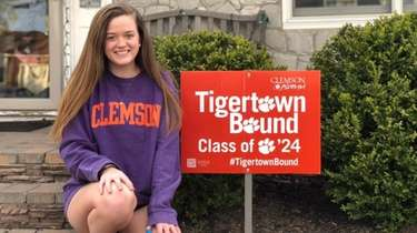 Meghan Kropp, Northport, Clemson University