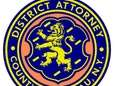The seal of the Nassau County District Attorney's
