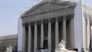 The Supreme Court in this file photo.