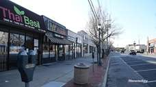 Before COVID-19, downtown Lindenhurst was in the middle