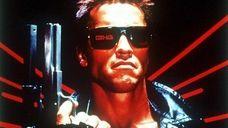 Arnold Schwarzenegger star in the 1984 film