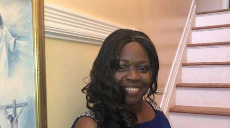 Gresmor Blackman-Douglas; friends and family knew her as