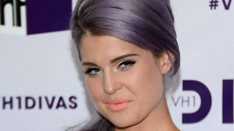 Television personality Kelly Osbourne attends