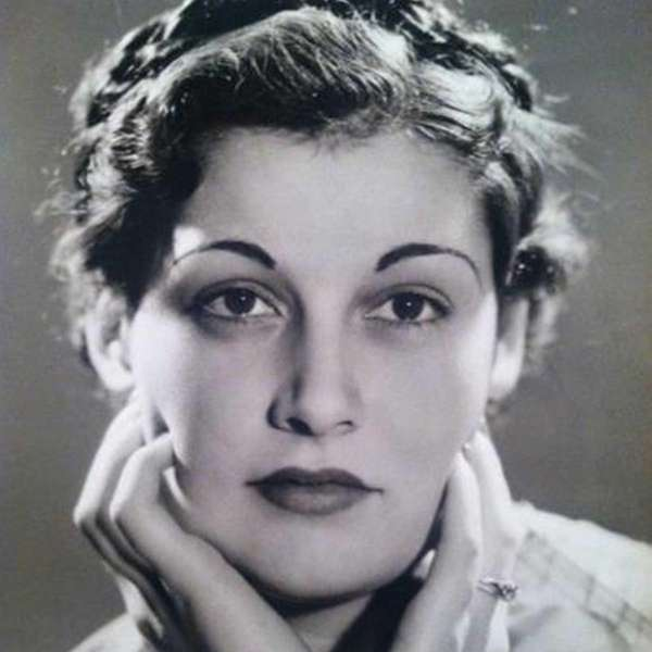 Former 1930s high-fashion model Grace Elizabeth Guinee Daly