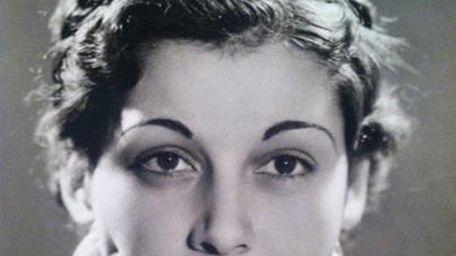 Former 1930s high-fashion model Grace Elizabeth Guinee Daly