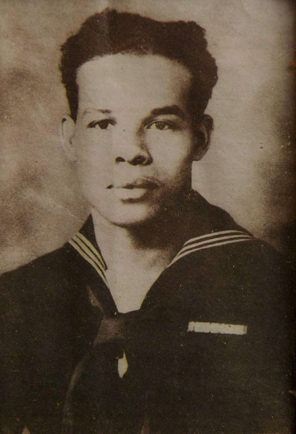 Jim Graham, a Navy veteran and radio operator