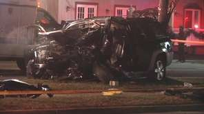 The deadly accident left several others injured and