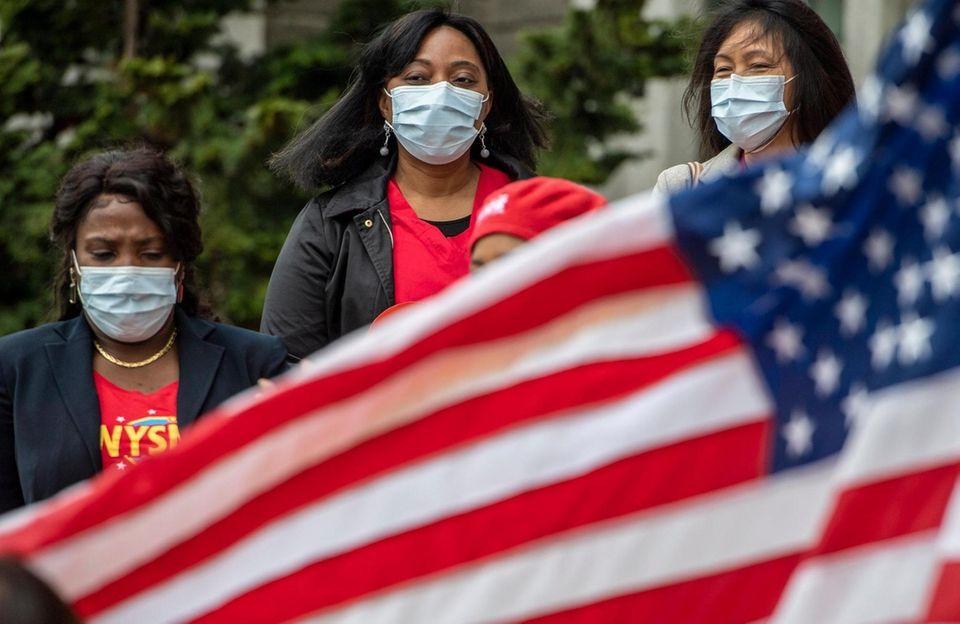 National Nurse Day. Nurses throughout Nassau County and