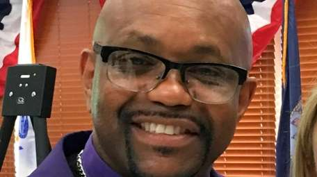 Rev. Jerome Smith of Wading River