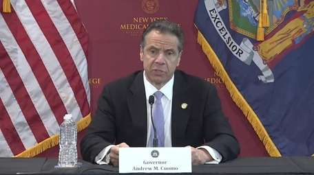 Gov. Andrew M. Cuomo extended a rent relief