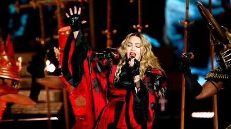 """Madonna canceled several of her """"Madame X"""" tour"""