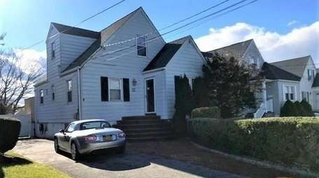 Built in 1949, this three-bedroom, two-bathroom home on