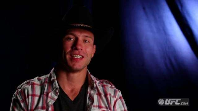 "Donald ""Cowboy"" Cerrone is confident he'll beat Anthony"