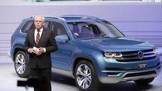 Ulrich Hackenberg, the Volkswagen board member in charge