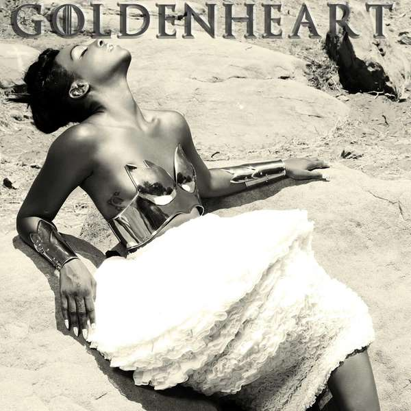 "Dawn Richard releases ""Goldenheart"" Jan. 15, 2013."