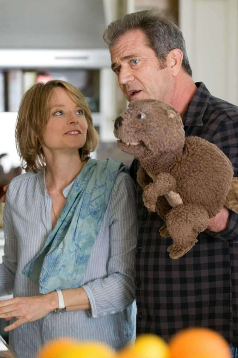 Jodie Foster and Mel Gibson star in 2011's