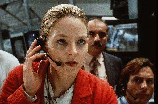 Jodie Foster stars as Ellie Arroway in