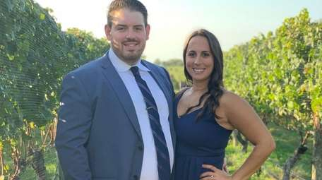 Anthony Chille and Katie Ciorciari featured in a
