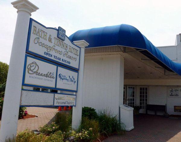 The Beach Bath & Tennis Hotel and Marina