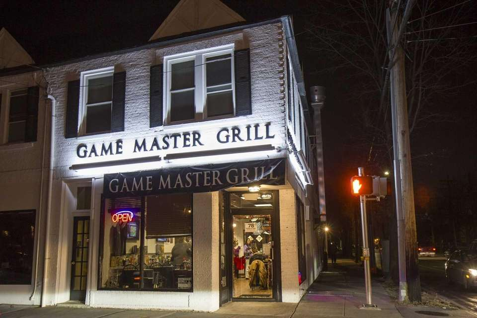 Game Master Grill is a new restaurant in