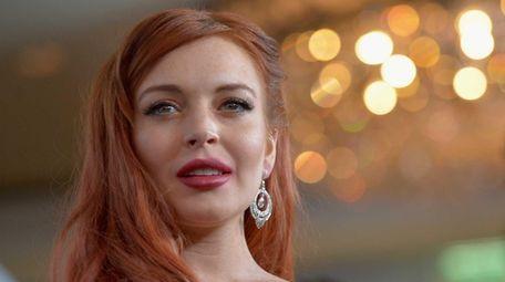July 2: Lindsay Lohan