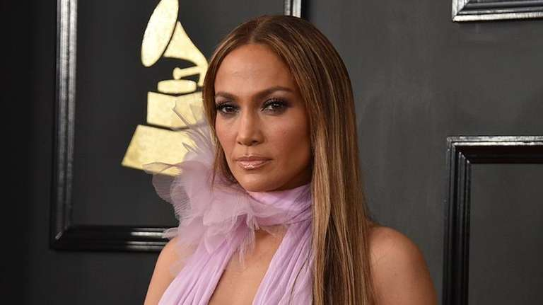 Actress/singer Jennifer Lopez, aka JLo, was born July