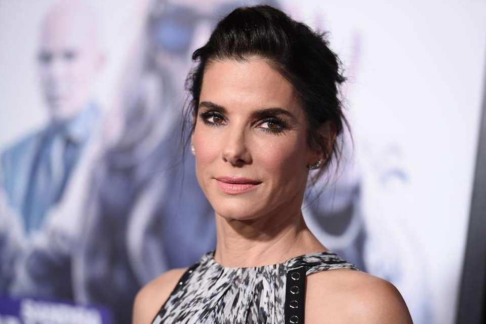 Oscar-winning actress Sandra Bullock was born July 26,